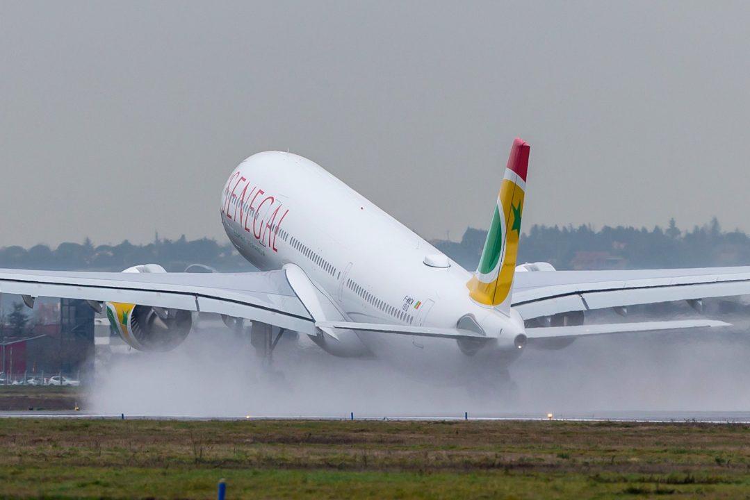 Airbus A330neo Air Sénégal F-WWCM / 9H-SZN / MSN 1910