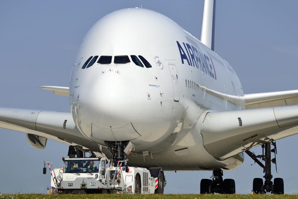 Airbus A380 Air France F-HPJF