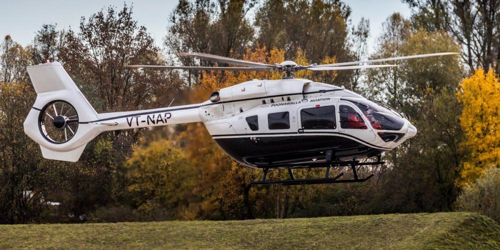 hélicoptère d'affaires ACH145