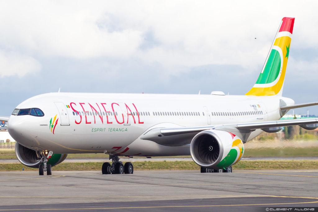 Air Senegal Airbus A330-941 cn 1910 F-WWCM / 9H-SZN