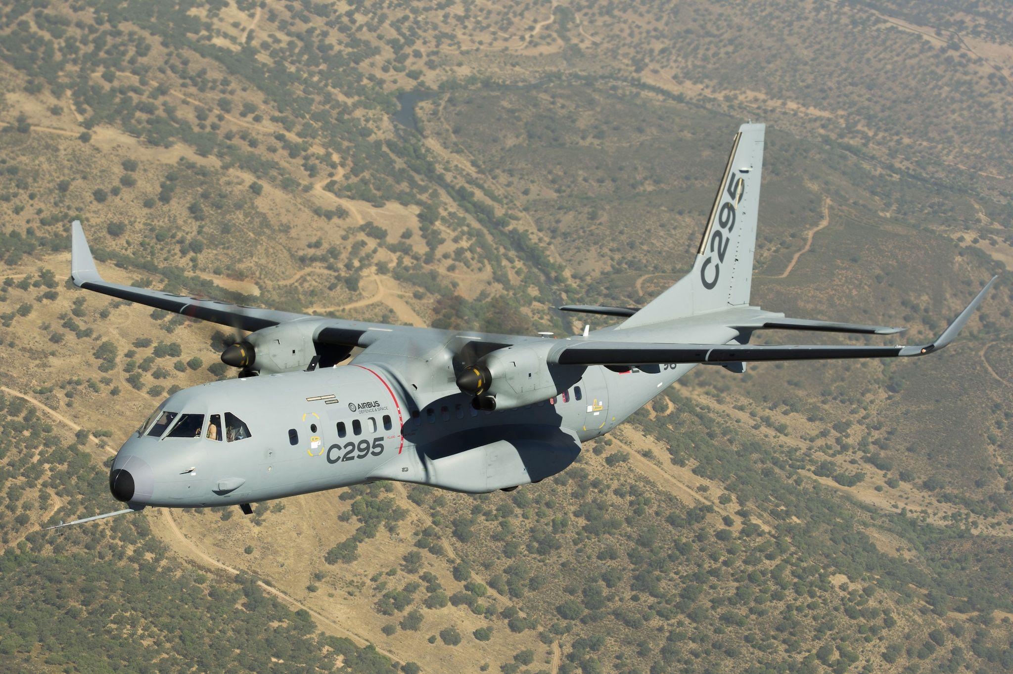 Airbus C295W