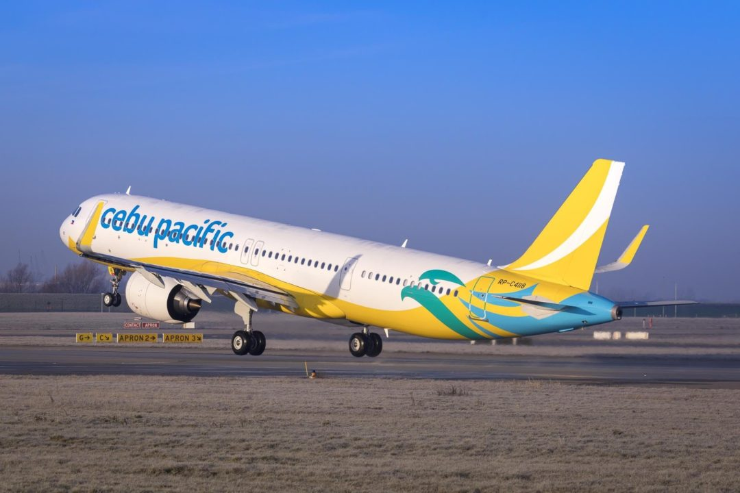 A320neo Cebu Pacific RP-C4118