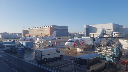 ATR 72-600 EWA Air