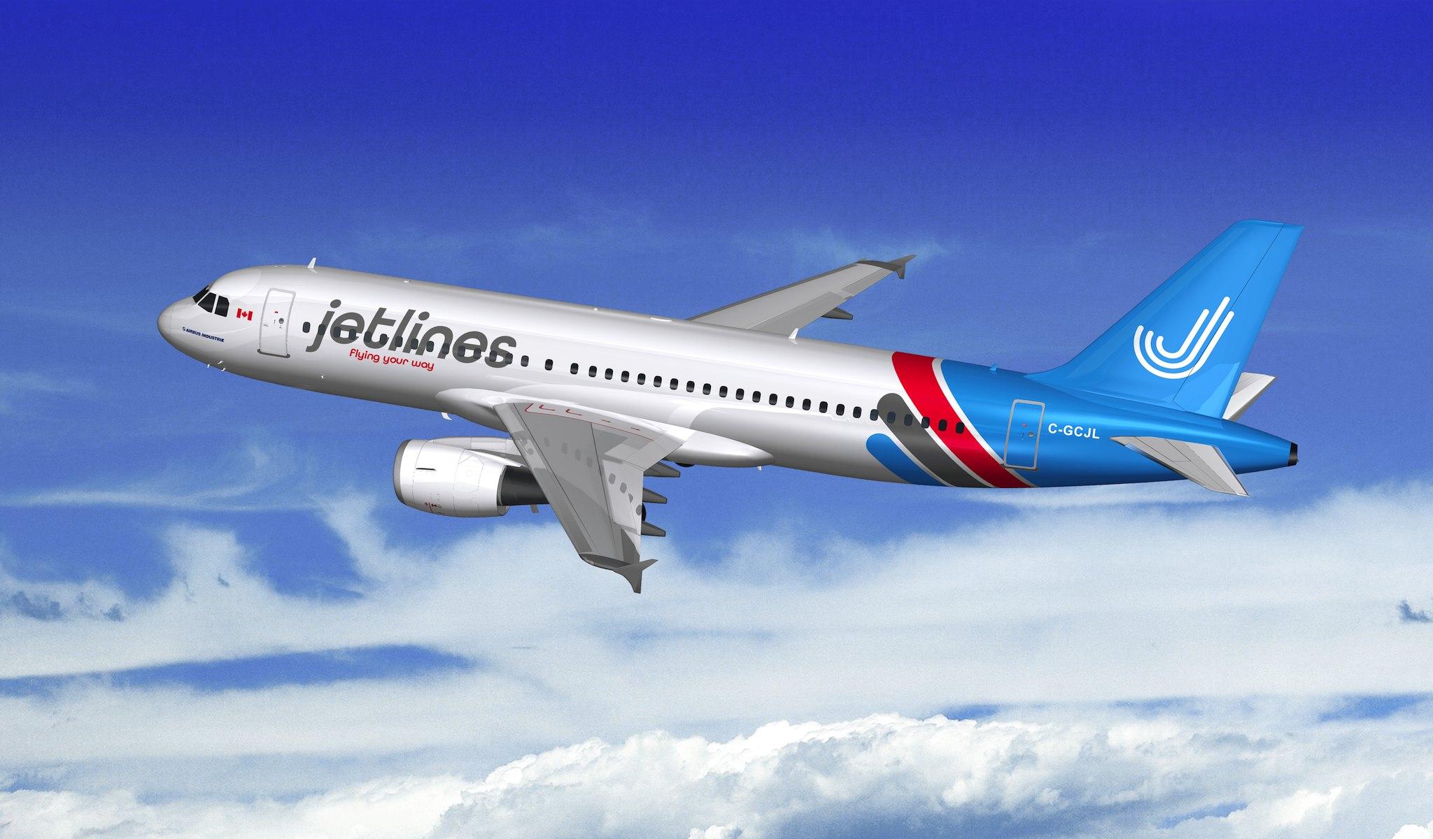 Airbus A320 Jetlines