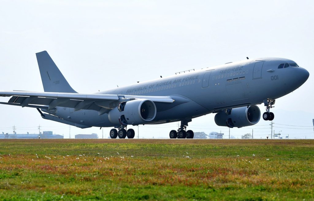 A330MRTT Armée de l'air de la République de Corée (ROKAF)