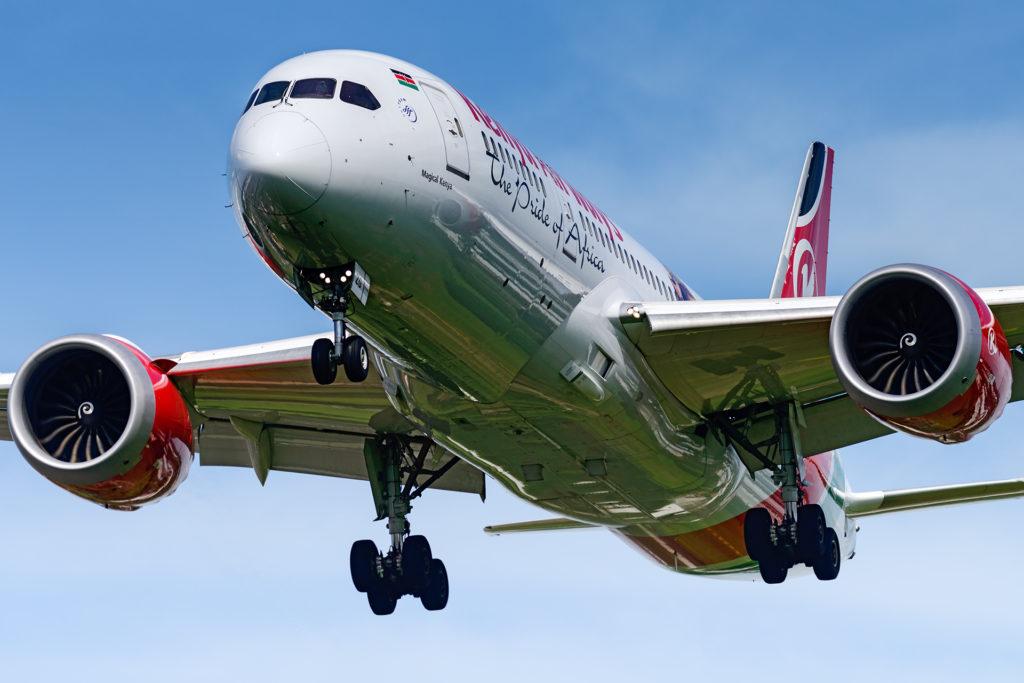 Boeing 787-9 Kenya Airways