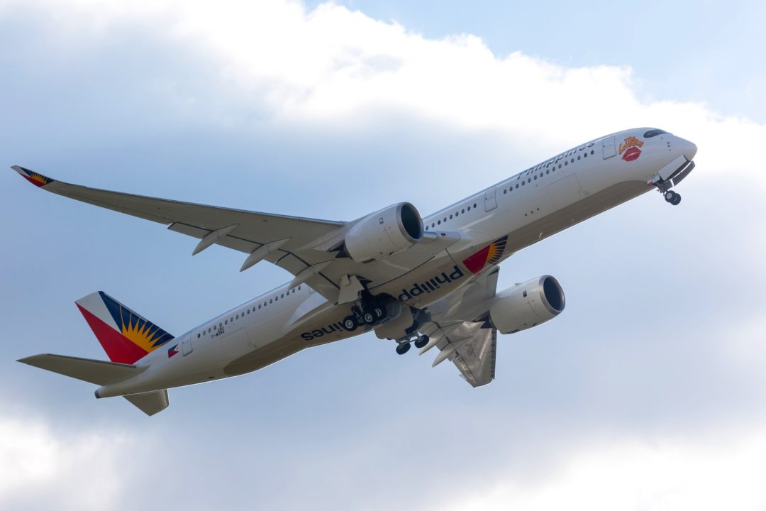 « Love Bus » 5e A350 Philippine Airlines [MNS 280]