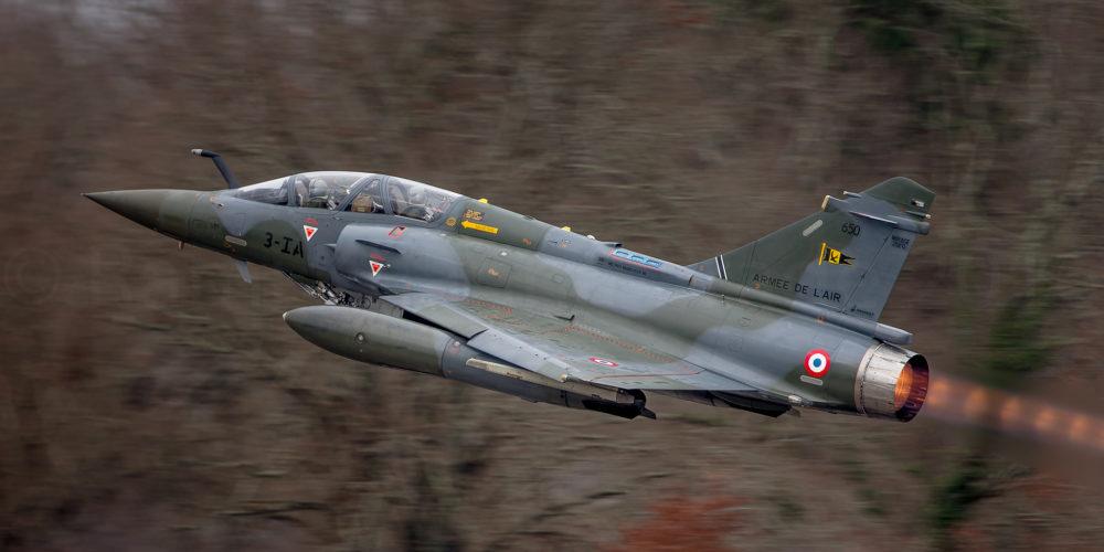Mirage 2000 D BA133 Nancy/Ochey (LFSO)