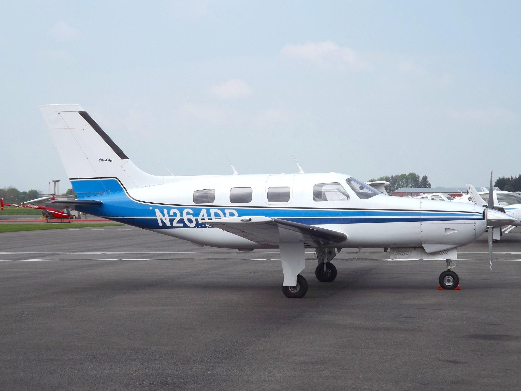 Piper Malibu 46 - N264DB