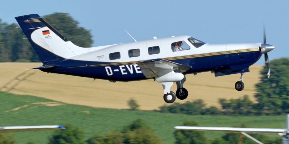 Piper PA46-350P Malibu Mirage