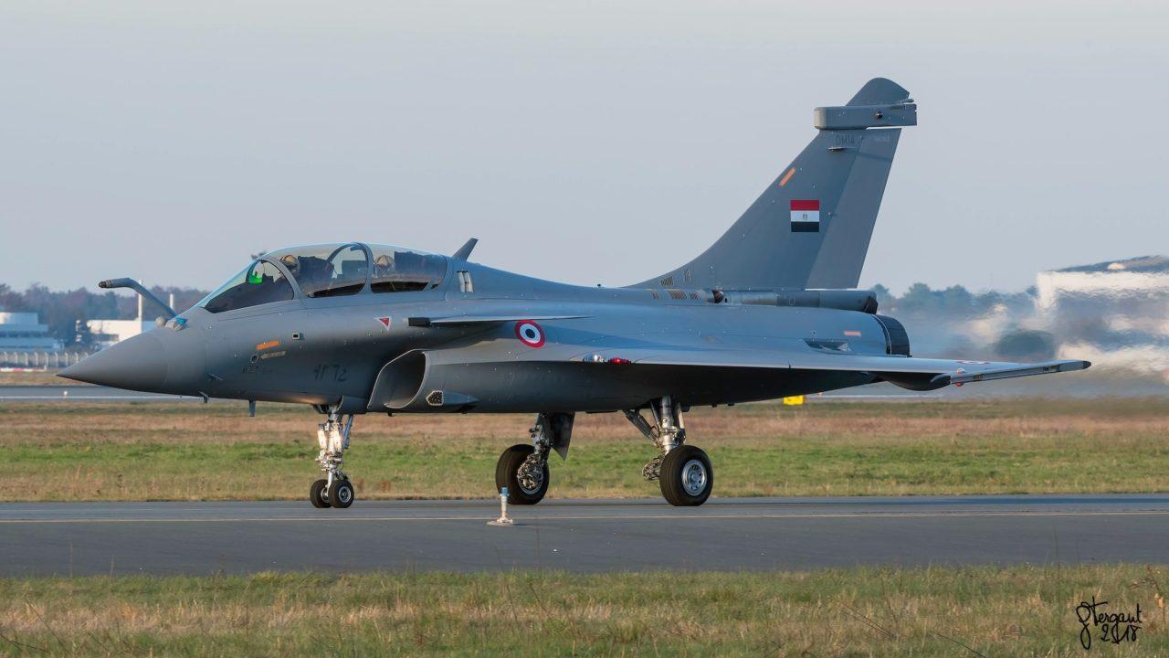 Dassault Aviation Rafale DM égyptien