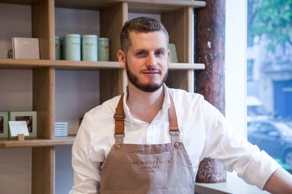 Le Chef Yann Couvreur