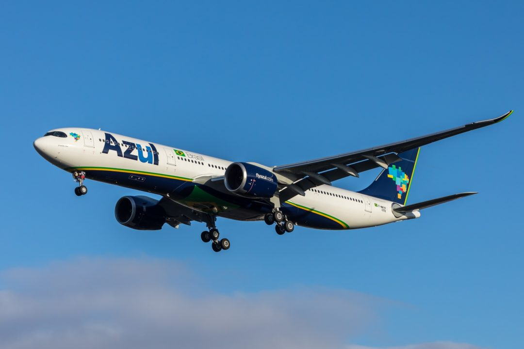 Airbus A330-941 neo Azul F-WWPY / MSN 1876 / PR-ANZ
