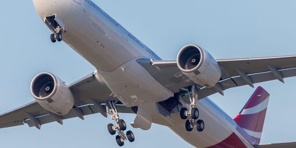 « Aapravasi Ghat », A330neo MSN 1884 Air Mautitius / F-WWCN / 3B-NBU © Rami Khanna-Prade - Reproduction interdite