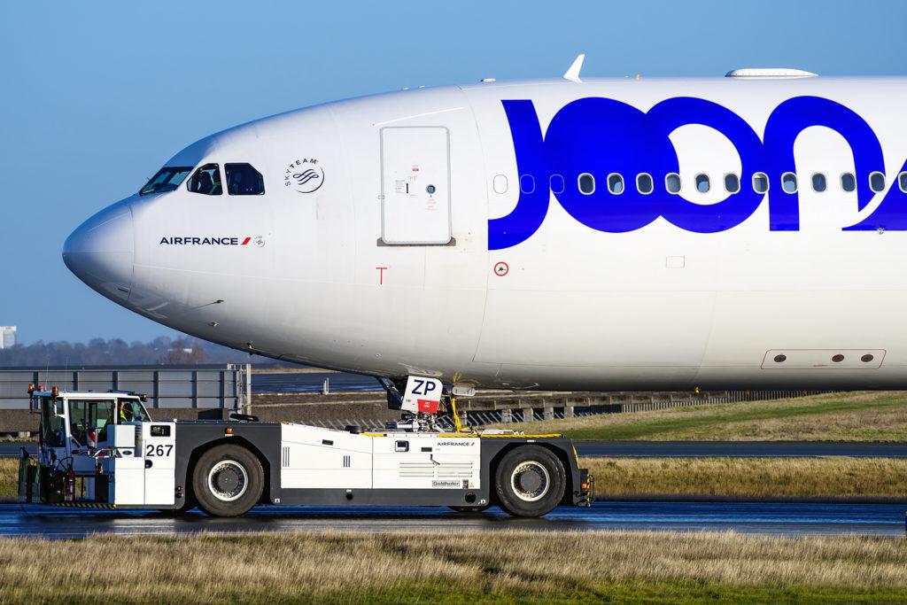 Airbus A340-300 JOON F-GLZP