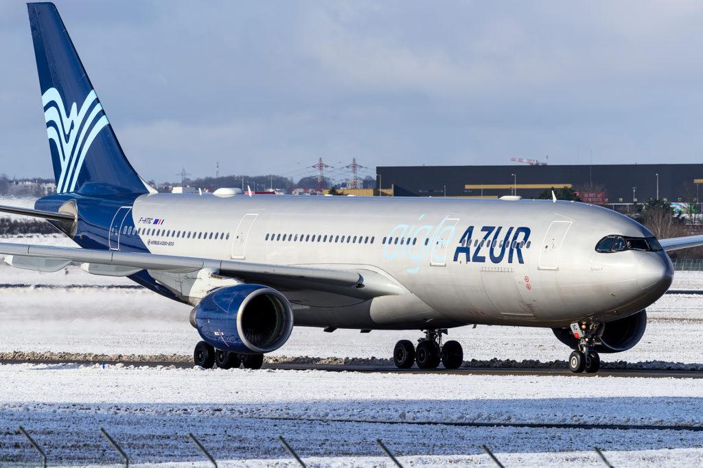 A330-200 Aigle Azur F-HTIC