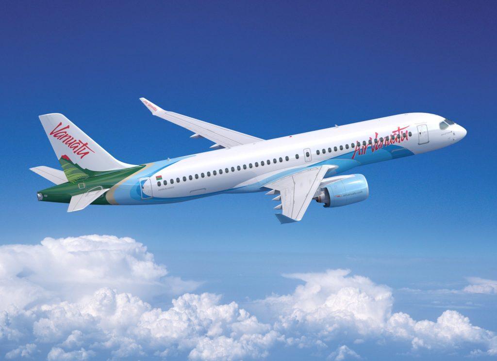 Air Vanuatu A220-200