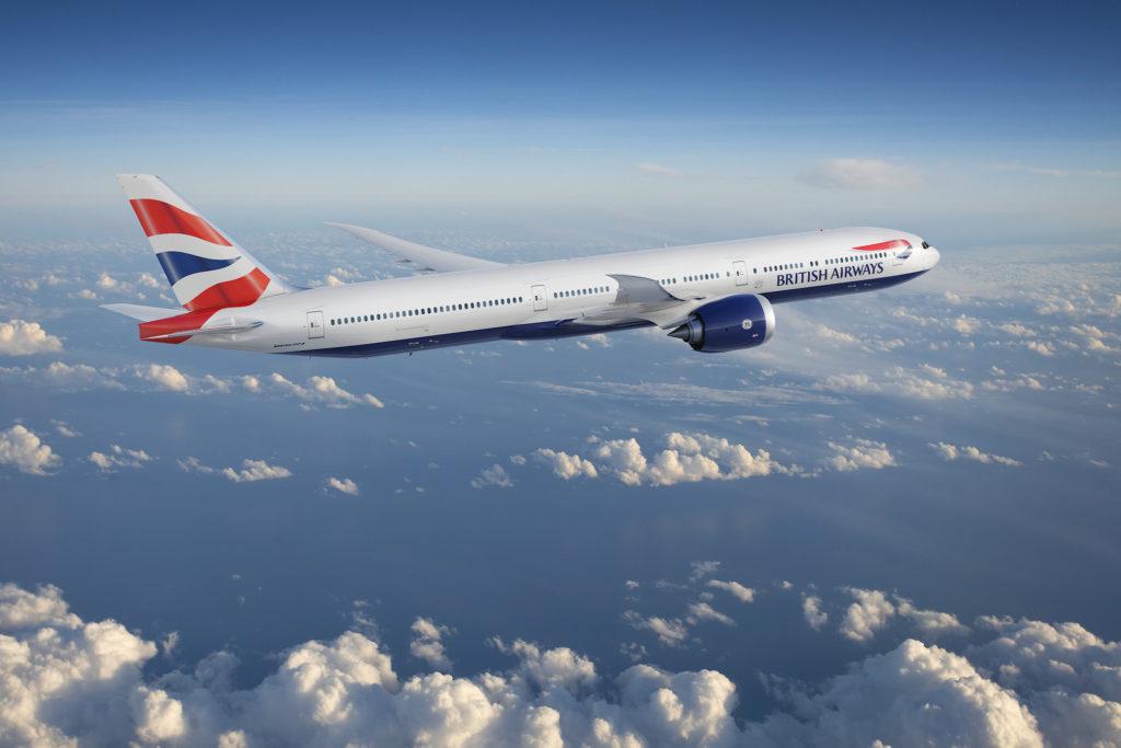 Boeing 777-9 British Airways