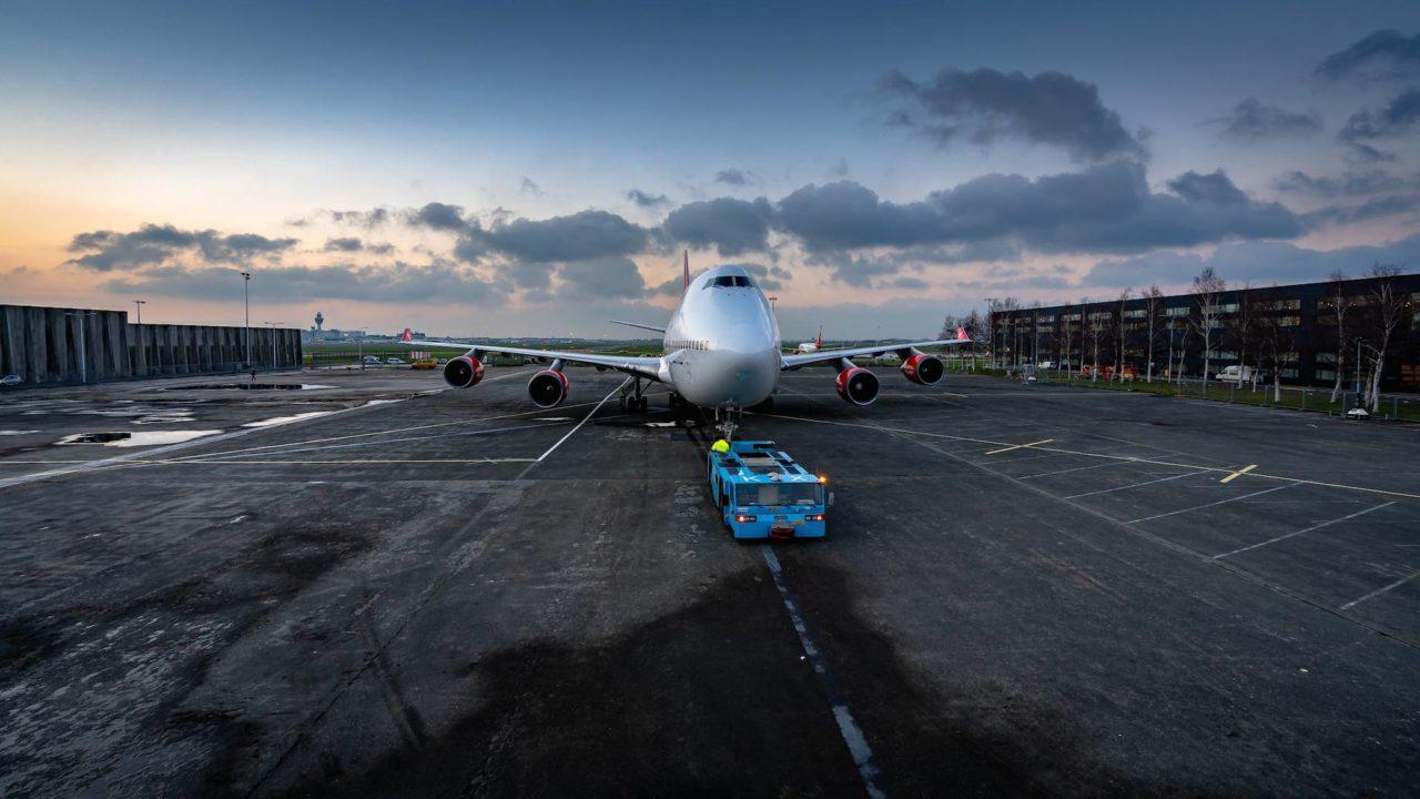 Boeing 747 Corendon Resort Amsterdam