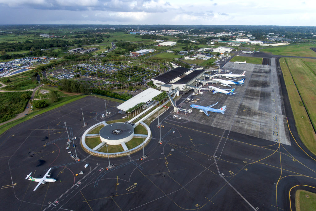 Aéroport Guadeloupe Pôle Caraïbes