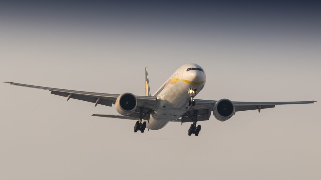Jet Airways 777-300ER