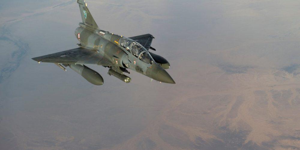Mirage 2000 français © État-Major des armées françaises
