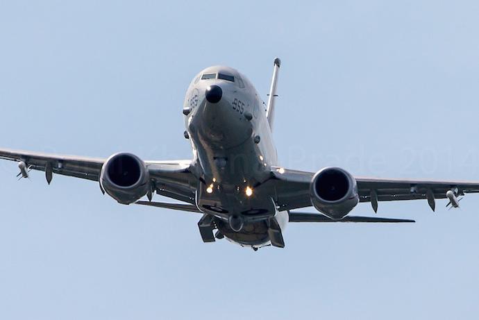 Boeing Poséidon P-8A
