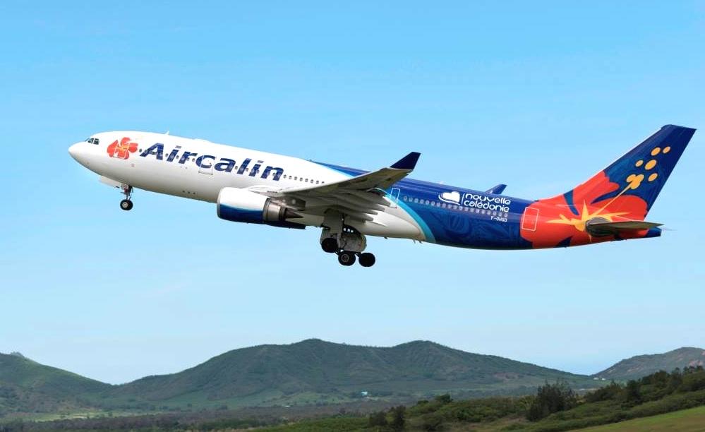 Airbus A330-200 Aircalin © Aircalin