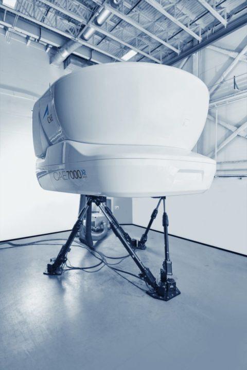 Simulateur de la série CAE 7000XR