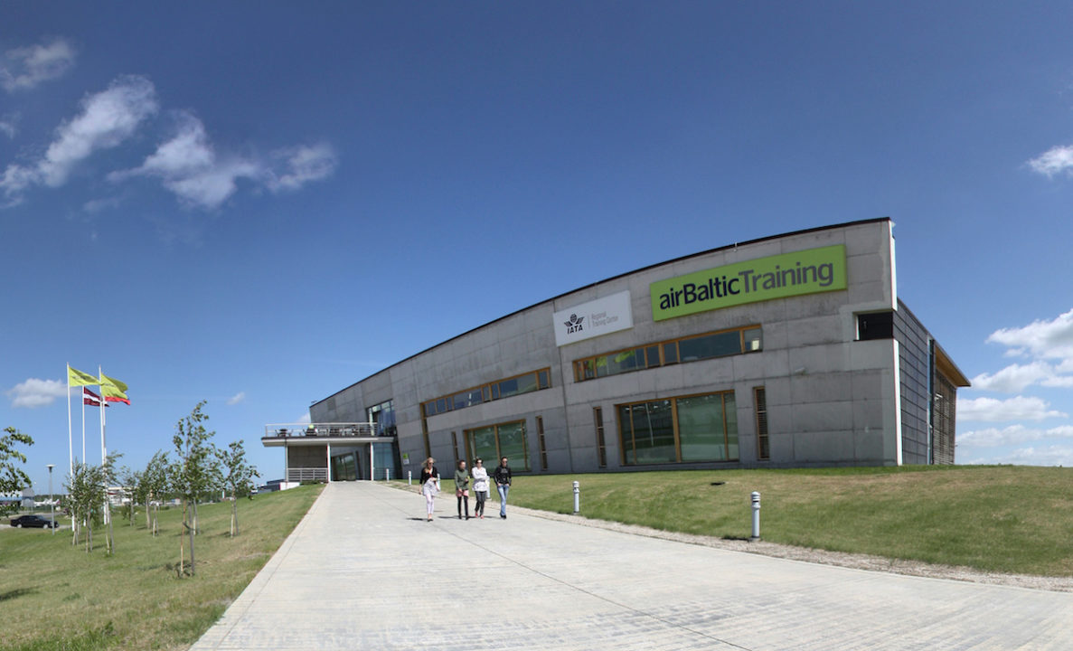 Centre de formation airBaltic