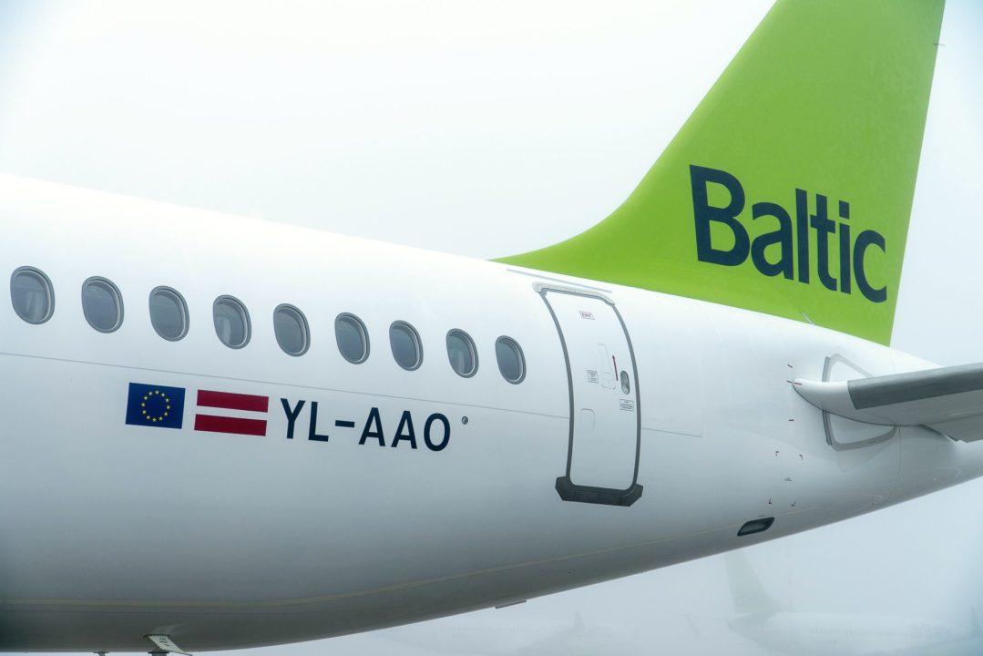 A220 airBalic YL-AAO