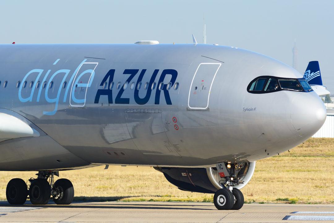 F-HTIC A330-200 AIGLE AZUR