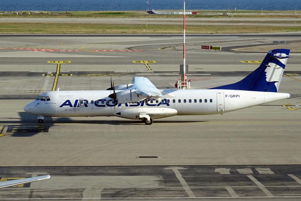 Air Corsica ATR