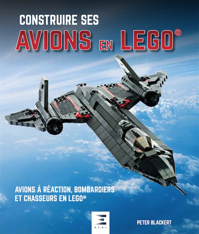 Avions Lego © Editions ETAI