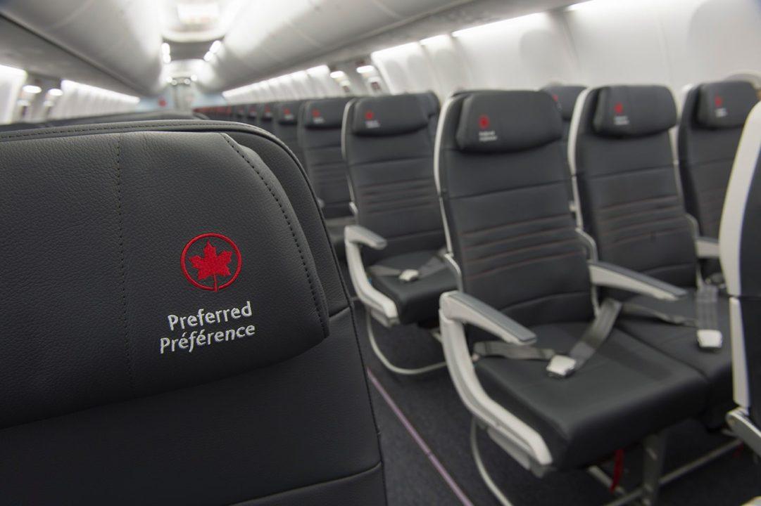 Cabine Eco sur Boeing 737 Max
