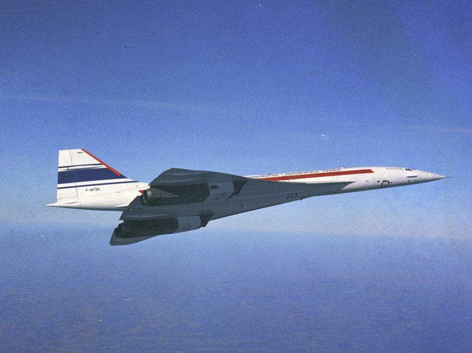 Concorde F-WTSS