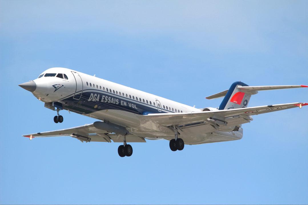 ABE NG Fokker 100