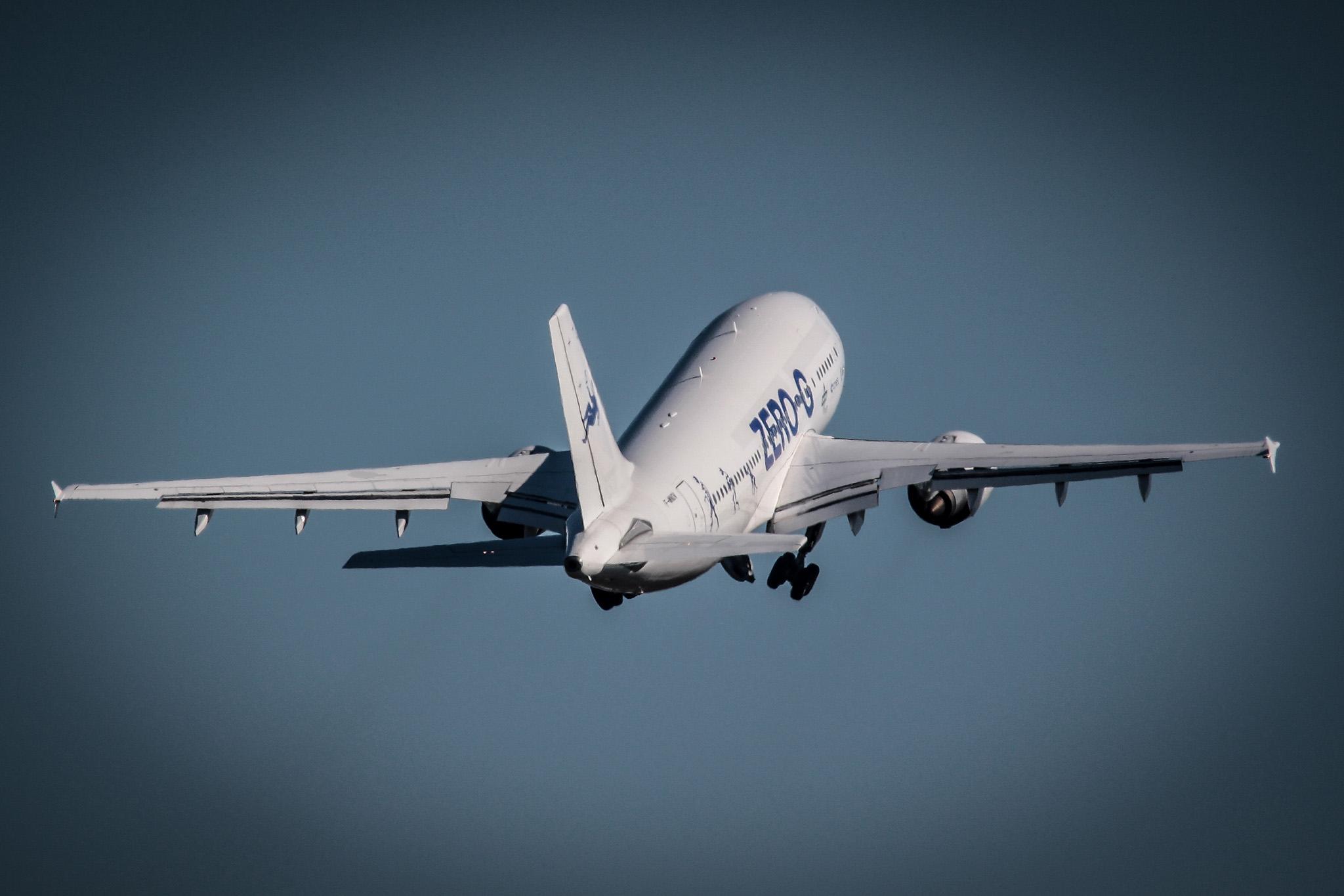 A310 Zero G / F-WNOV