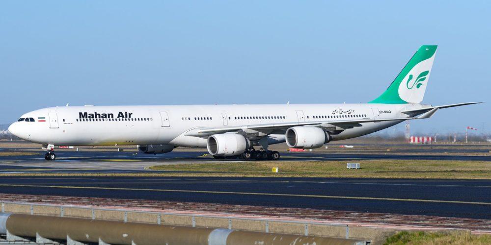 Airbus A340-600 Mahan Air EP-MMQ
