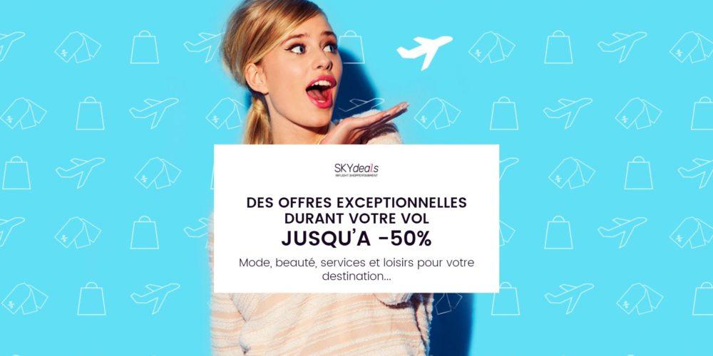 SKYdeals Air France