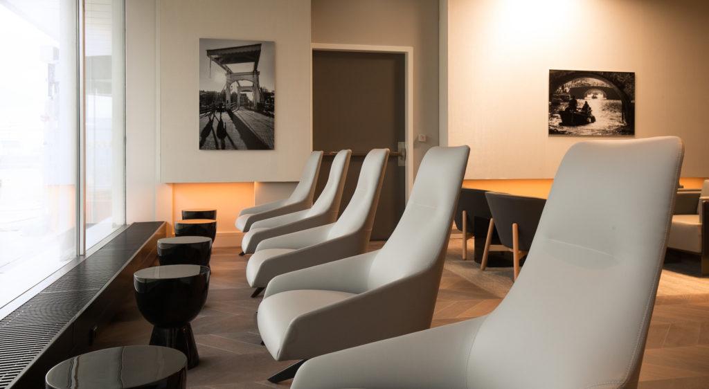 Salon Star Alliance à Amsterdam-Schiphol