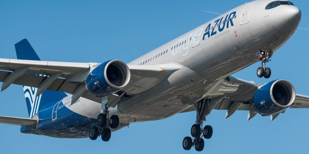 Airbus A330-223 Aigle Azur F-HTIC