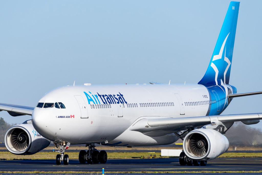 Airbus A330-200 C-GTSZ