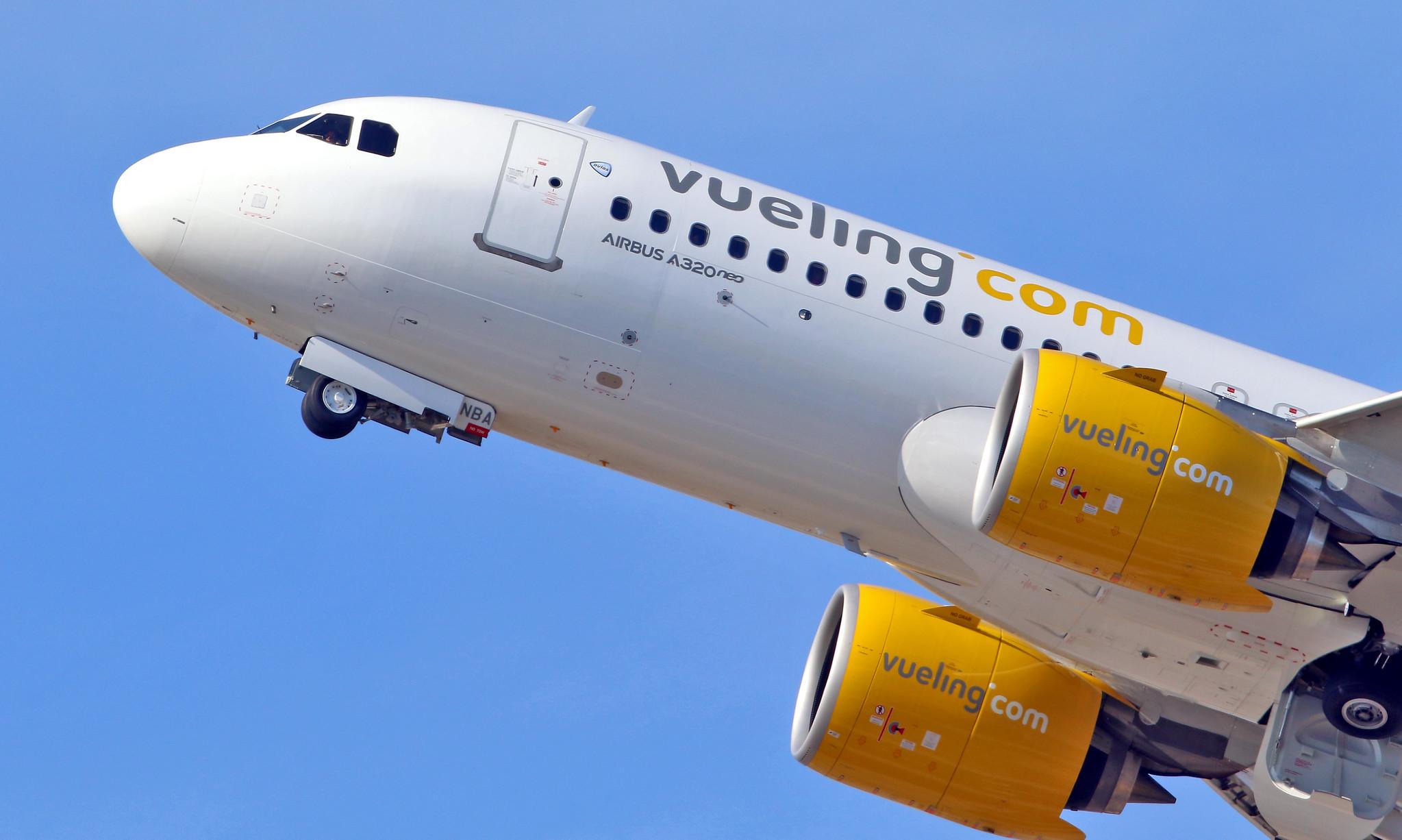 Airbus A320Neo Vueling / EC-NBA