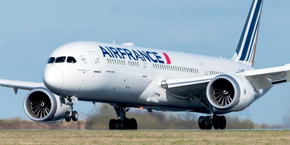 Boeing 787-9 Air France F-HRBG