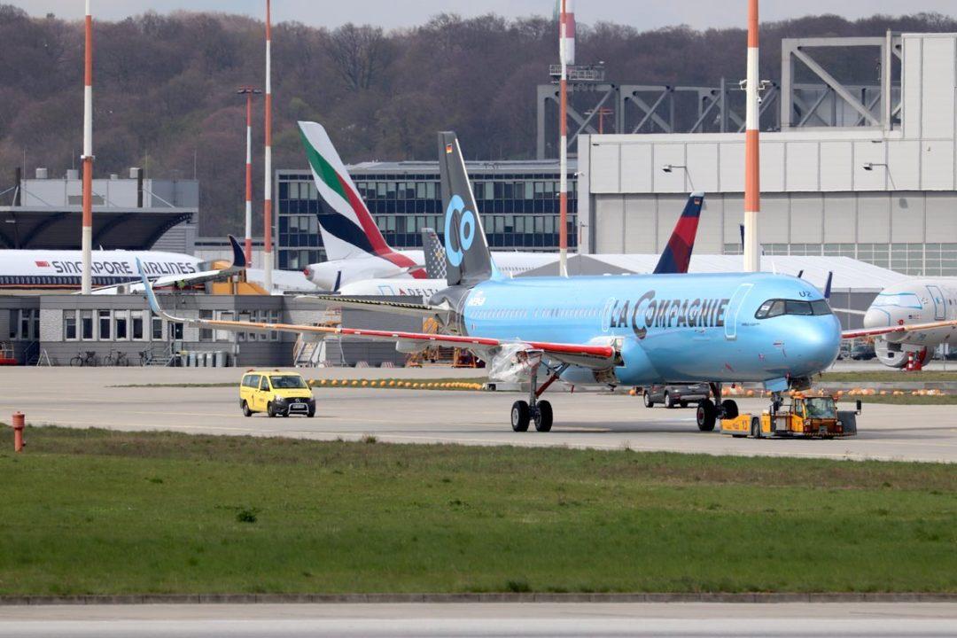 A321neo La Compagnie MSN 8866
