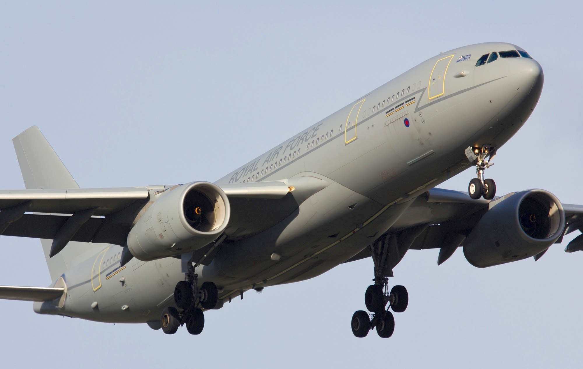 ZZ334 A330 MRTT Royal Air Force