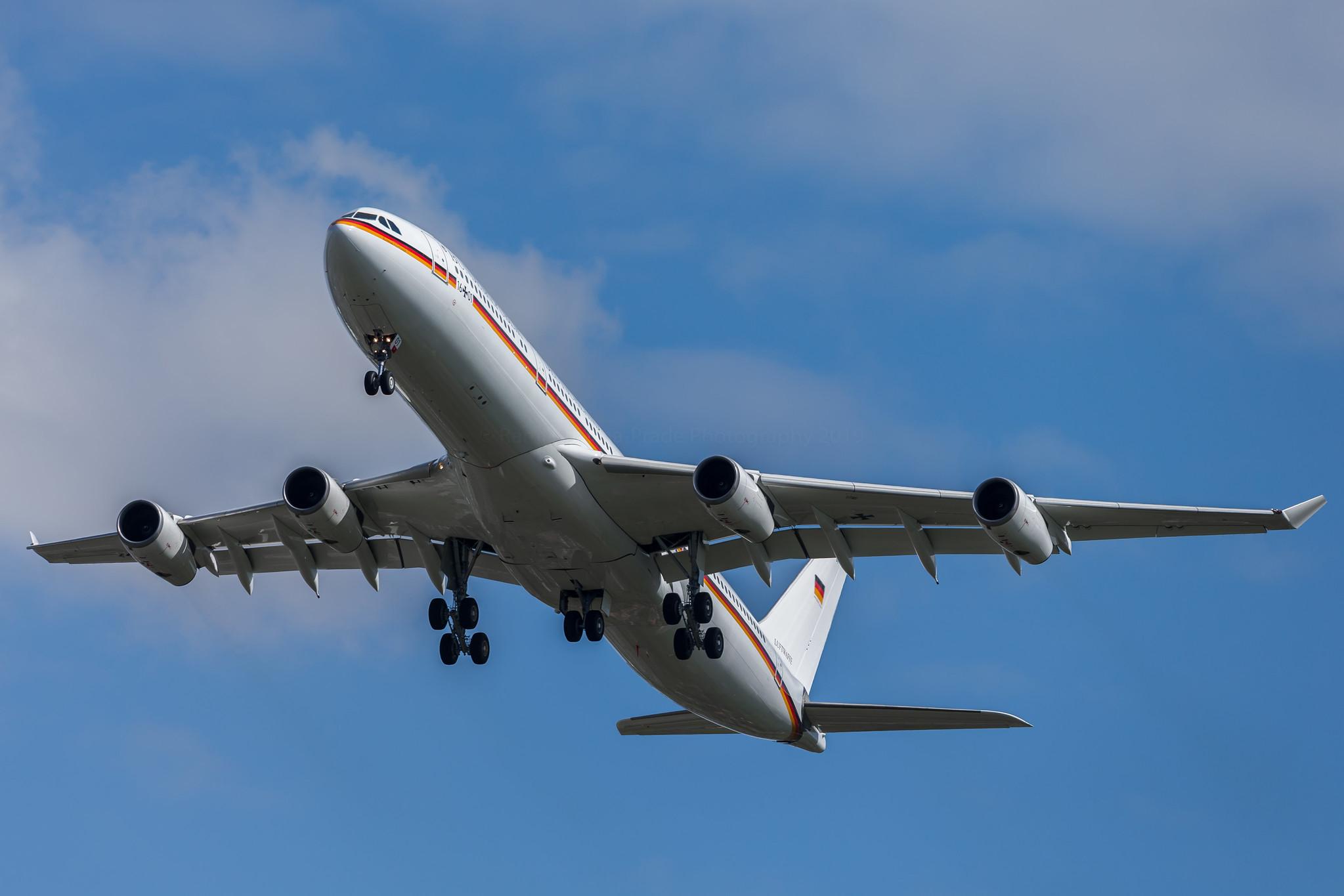 A340-300 « Konrad-Adenauer » Luftwaff
