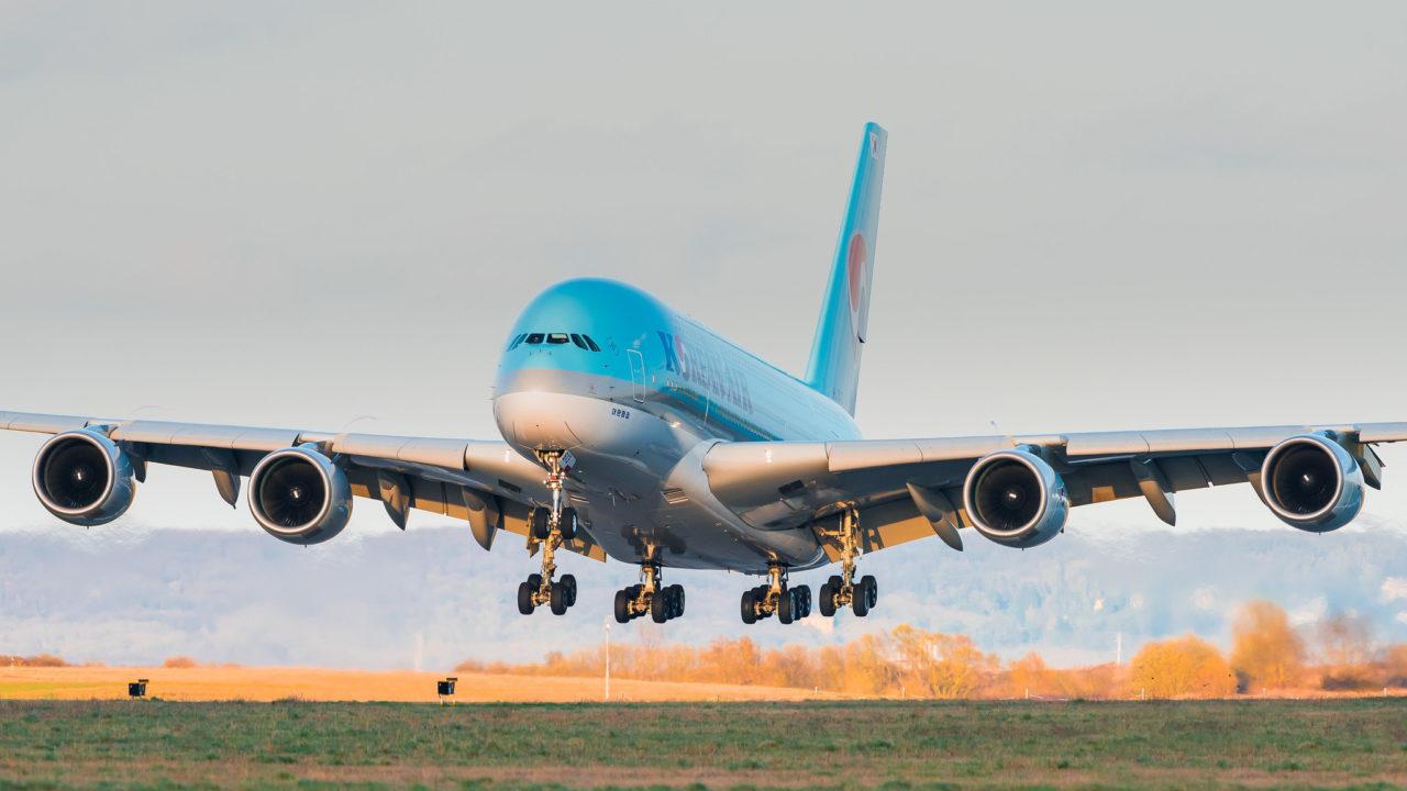 Airbus A380-861 Korean Air HL7613