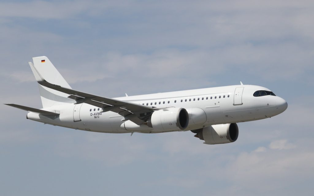 Airbus ACJ319neo K5 Aviation